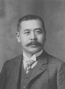 加藤時次郎